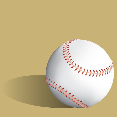 Baseball Illustratie