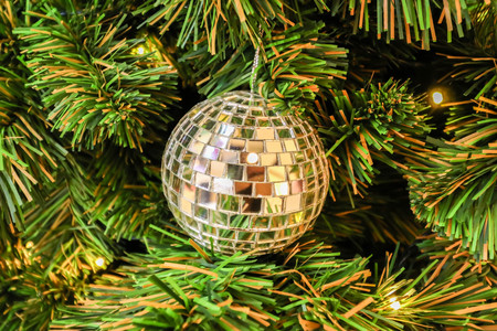 closeup of beauty gold crystal christmas tree decorations stock photo 98971009 - Crystal Christmas Decorations