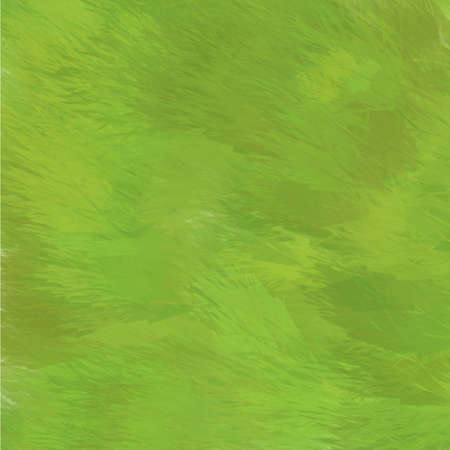 Dark Green Digital procreate Abstract background Illustration