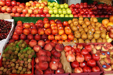 fruit at pike place market Stock Photo - 5150830