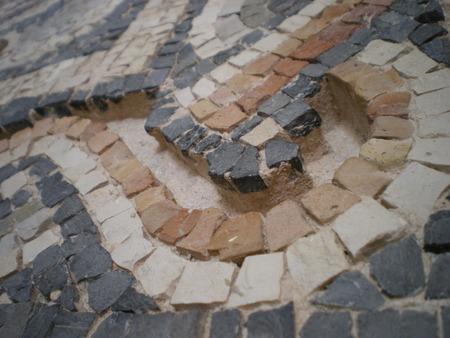 Close Mosaic Stockfoto