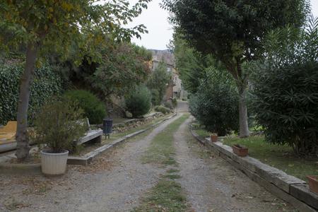 Camino de Sant Llorens Montgai