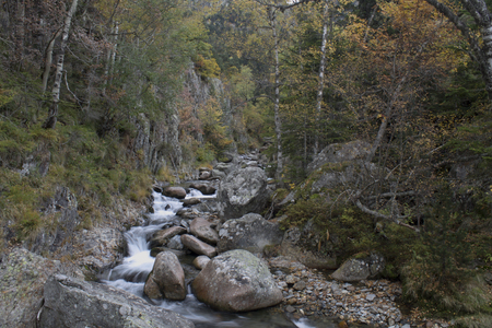 pla: River in Pla de Boavi
