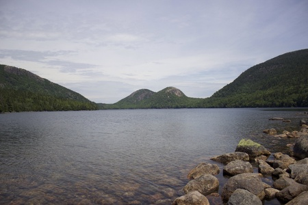 maine: 4th clearest pond in maine