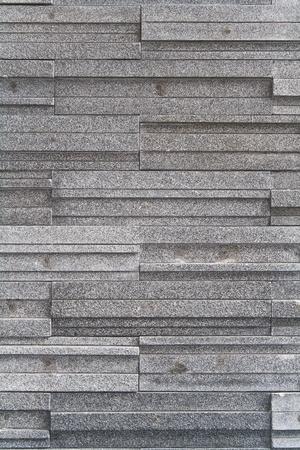 lajas: El gris oscuro pared moderna