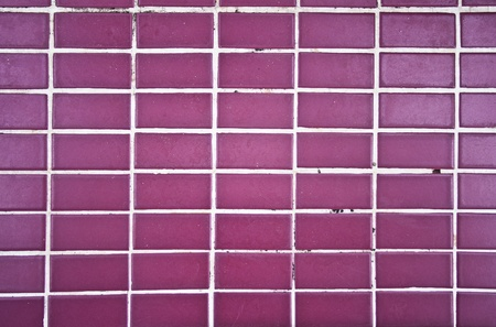 Background of ceramic tiles wall photo
