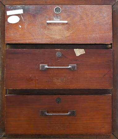 Chest and drawer photo