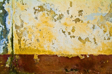 Colorful old wall Stock Photo - 13577586