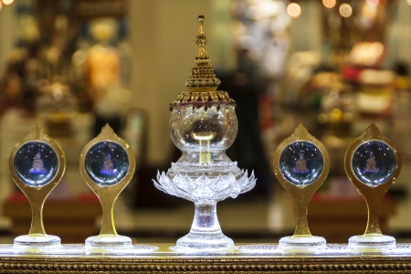 cremated: A collection of Buddhist relics