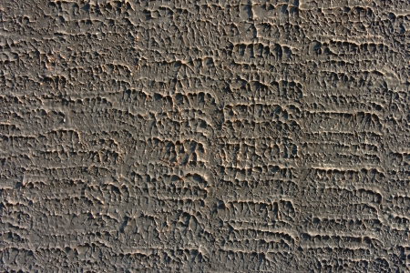 embossing: Embossing texture of concrete wall