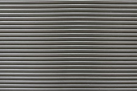 Corrugated metal photo