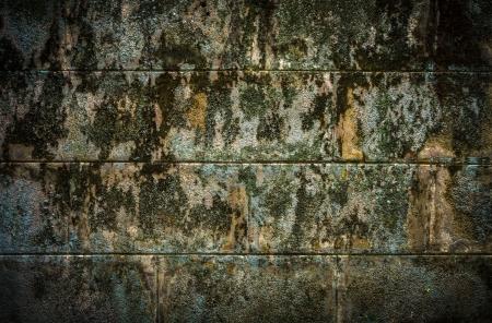 Very grunge wall