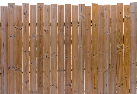 picket fence: Wooden fence background