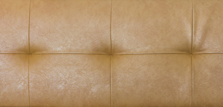 brown leather sofa: Brown leather sofa for background and texture