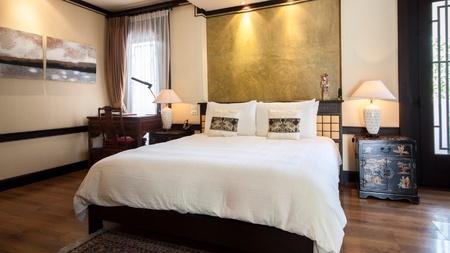 luxury hotel room: Orientel luxury hotel room