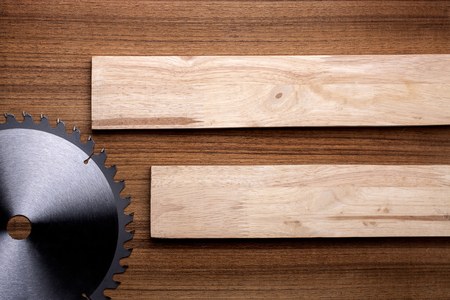 woodwork: Woodwork elements with two piece of wood slats.