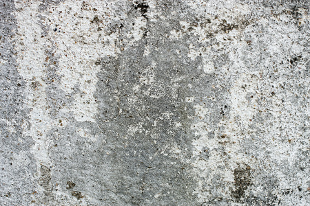Old concrete wall with texture in close up shot. Фото со стока