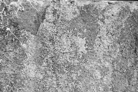 Oude betonnen muur met textuur in close-up shot.