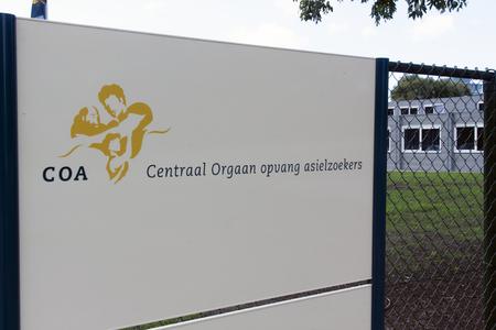 Amsterdam, Nederland-3 oktober 2016: COA Nederlands asielzoekerscentrum