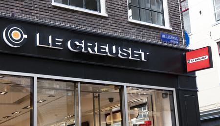 Amsterdam, 5 Nederland-Maart, 2017: creuset opslag in Amsterdam