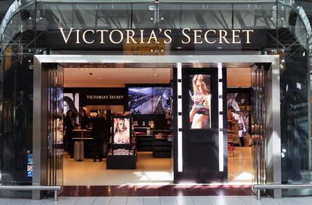 Amsterdam, Netherlands-march 15, 2017: victoria secret store in Amsterdam Editorial