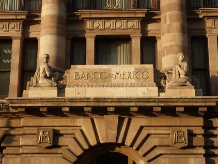 メキシコの国立銀行 報道画像