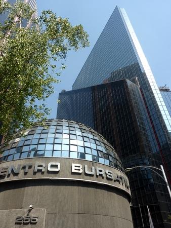 stock: The Stock Exchange of Mexico City