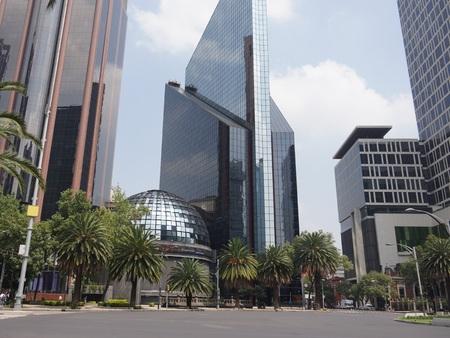 MEXICO, MEXICO 28 de agosto de 2016: La Bolsa de Valores de la Ciudad de México Editorial