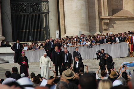 francis: Pope Francis Editorial