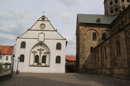 abuses: A chapel in Osnabrueck