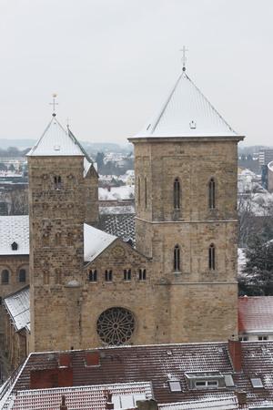 Eine Kathedrale in Deutschland Standard-Bild - 51779275