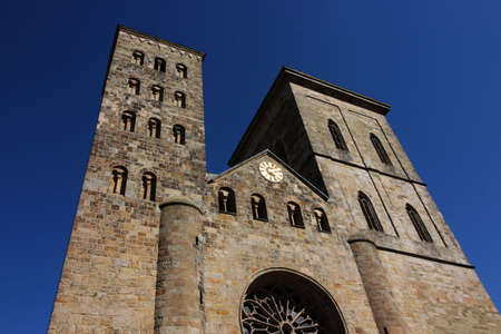 The chathedral in Osnabrueck