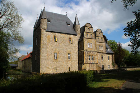 A castle in Osnabrueck