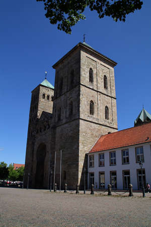 The cathedral in Osnabruck