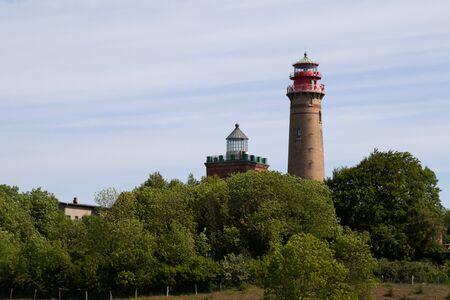 Lighthouses at Cape Arkona