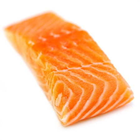 Fresh Salmon slice