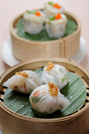 dim: Dim sum Stock Photo