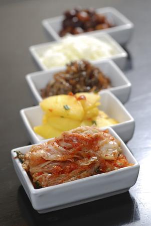 contorni: Contorni coreano