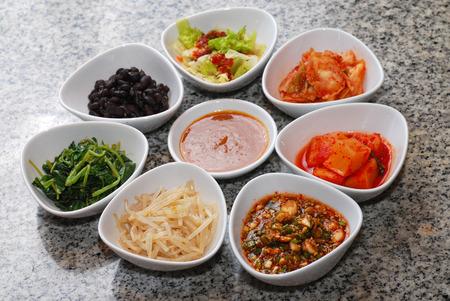 Coreani piatti laterali
