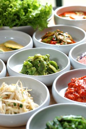 contorni: Coreani piatti laterali