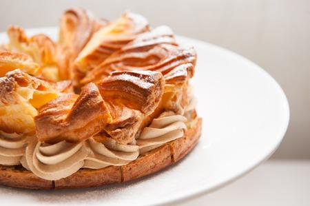 choux: Choux Dough, A clair