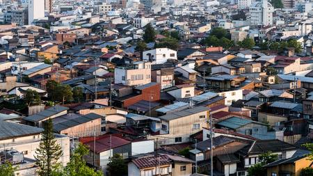 City View of TAKAYAMA,  Traveling Japan