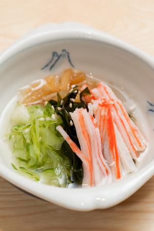 hoisin: Japanese simple side dish