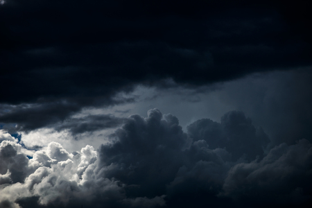 storm clouds sky background texture Imagens