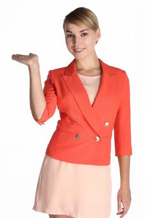 Saleswoman Stock Photo - 24091501