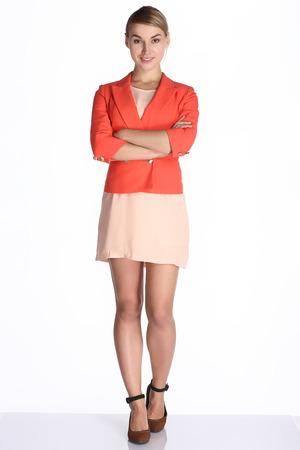 Office lady Stock Photo - 24091511