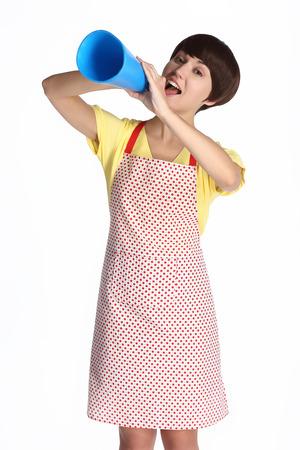 Housewife Stock Photo - 24256752