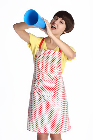 Housewife Stock Photo - 24256752