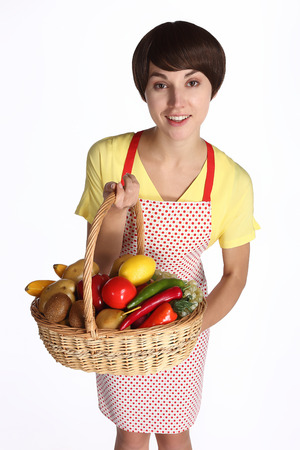 Housewife Stock Photo - 24256760