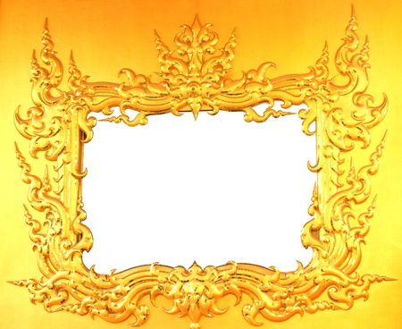 antique gold picture frames: gold   Picture frame